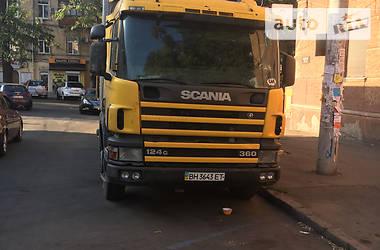 Scania 124 1999 в Одессе