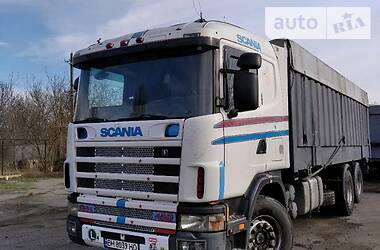 Scania 124 2001 в Измаиле