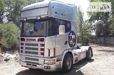 Scania 124 1998 в Запорожье
