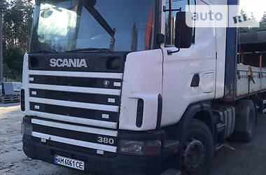 Scania 124 2001 в Житомире