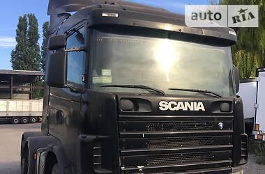 Scania 124 2002 в Днепре