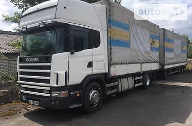 Scania 124 2000 в Луцке