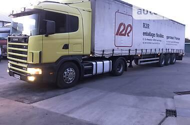 Scania 144 1998 в Шепетовке