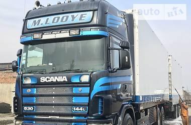 Scania 144 2000 в Черновцах