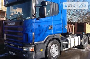 Scania 164L 2002 в Луцке