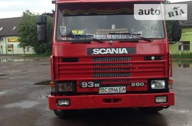 Scania 93 1996 в Львове