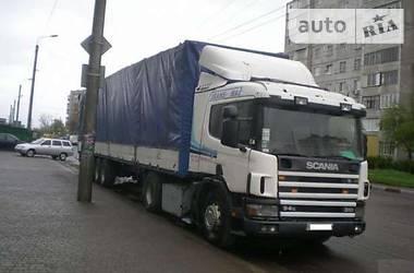 Scania 94 1998 в Ивано-Франковске