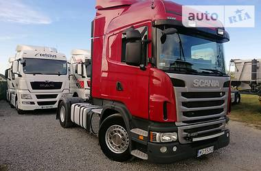 Scania G 2012 в Радехове