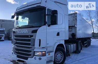 Scania G 2011 в Тернополе