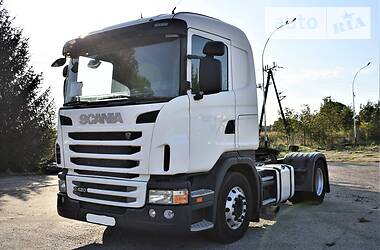 Scania G 2012 в Львове