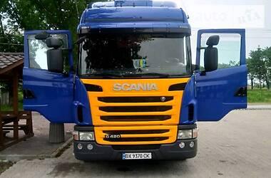 Scania G 2011 в Полонном