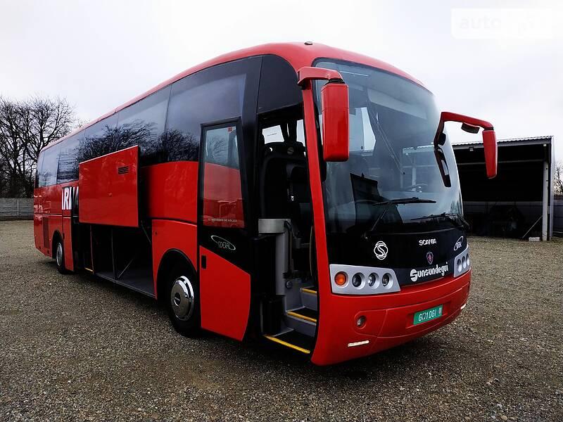 Туристичний / Міжміський автобус Scania K124 2006 в Чернівцях