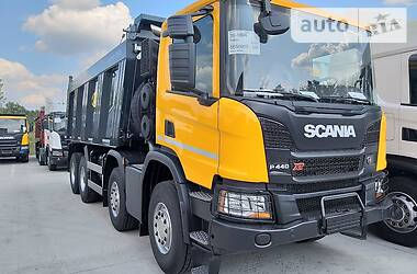 Scania P 2020 в Киеве