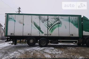 Scania P 2001 в Ровно