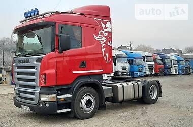 Scania R 114 2004 в Черновцах