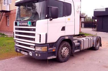 Тягач Scania R 114 2001 в Сумах