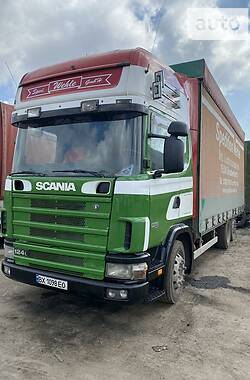 Scania R 124 2001 в Хмельницком