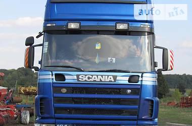 Scania R 164 2004 в Киеве