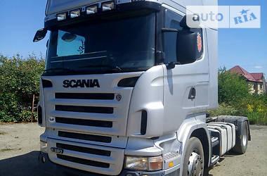Scania R 380 2008 в Ивано-Франковске