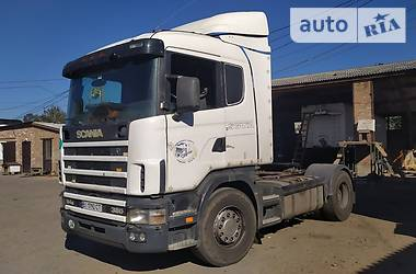 Scania R 380 2001 в Миргороде