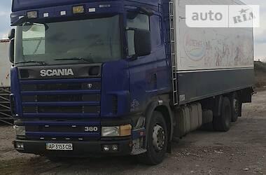 Scania R 380 2000 в Запорожье