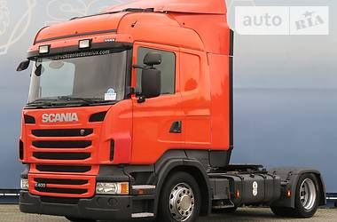 Scania R 400 2012 в Киеве