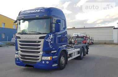 Scania R 410 R410 EURO6