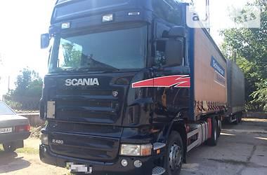 Scania R 420 2006 в Каховке