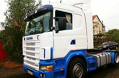Scania R 420 2001 в Ужгороде