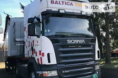 Scania R 420 2010 в Хусте