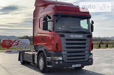 Scania R 420 2009 в Черновцах