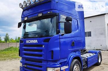 Тягач Scania R 420 2007 в Кам'янці-Бузькій