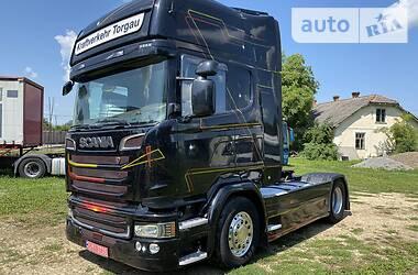 Тягач Scania R 490 2014 в Залещиках