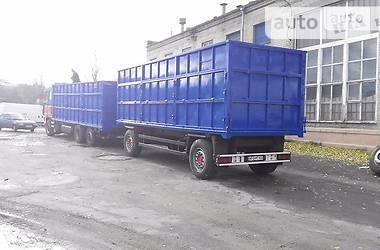 Schmitz Cargobull AWF 18 2001 в Запоріжжі