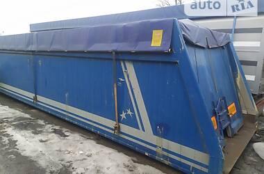 Schmitz Cargobull AWF 18 2005 в Кропивницком