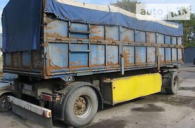 Зерновоз - прицеп Schmitz Cargobull AWF 18 1992 в Тернополе
