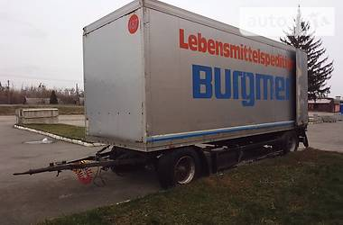 Schmitz Cargobull BPW 1991 в Шепетовке