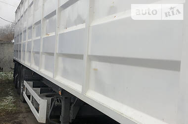 Зерновоз - напівпричіп Schmitz Cargobull BPW 2002 в Києві