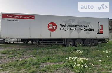 Schmitz Cargobull BPW 1999 в Черновцах