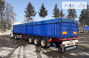 Контейнеровоз Schmitz Cargobull BPW 1998 в Маньківці