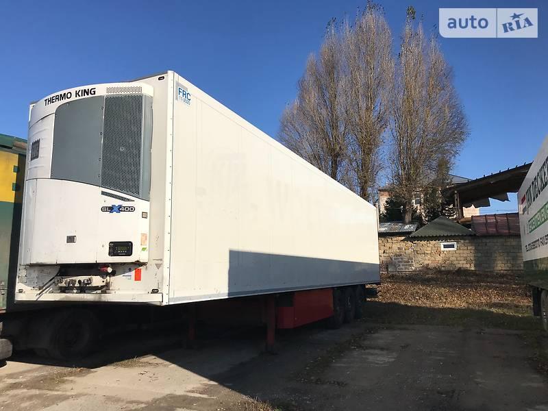 Schmitz Cargobull Cargobull ThermoKing SLX 400e