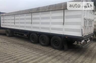 Зерновоз - полуприцеп Schmitz Cargobull Cargobull 2002 в Монастырище