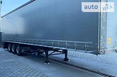 Тентованный борт (штора) - полуприцеп Schmitz Cargobull Cargobull 2016 в Иршаве