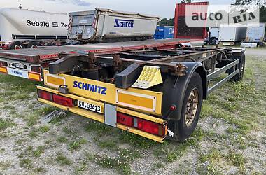 Schmitz Cargobull Gotha 2010 в Черновцах