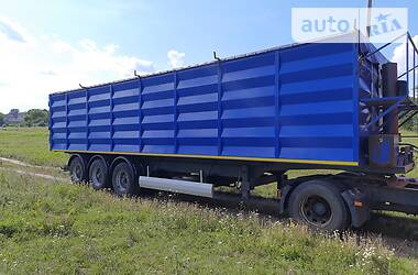 Schmitz Cargobull S01 2001 в Переяславе-Хмельницком