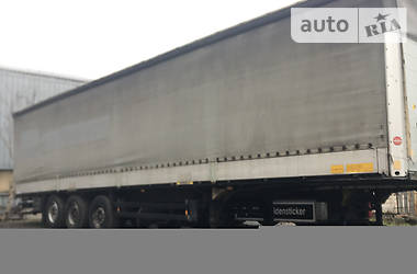 Schmitz Cargobull S01 2008 в Житомире