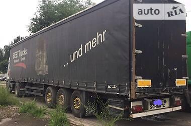 Тентованный борт (штора) - полуприцеп Schmitz Cargobull S01 2006 в Запорожье