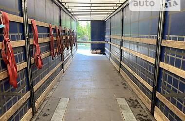 Тентованный борт (штора) - полуприцеп Schmitz Cargobull S01 2011 в Львове
