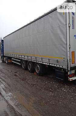 Schmitz Cargobull SAF 2008 в Луцке
