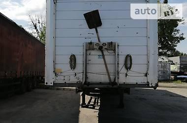 Тентованный борт (штора) - полуприцеп Schmitz Cargobull SCS 2004 в Киеве